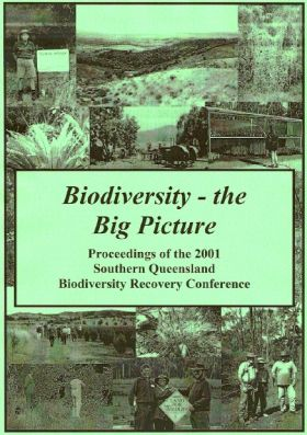 2001 Southern Queensland Biodiversity Conference Proceedings