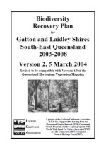Gatton Laidley Biodiversity Recovery Plan Version 2