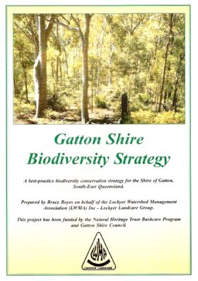 Gatton Shire Biodiversity Strategy