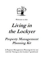 Living in the Lockyer Property Management Planning Kit