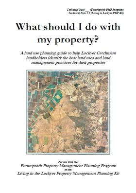 Technical Note Lockyer Catchment Property Management Planning