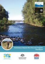 Hawkesbury-Nepean River Recovery Program (HNRRP) Final Report