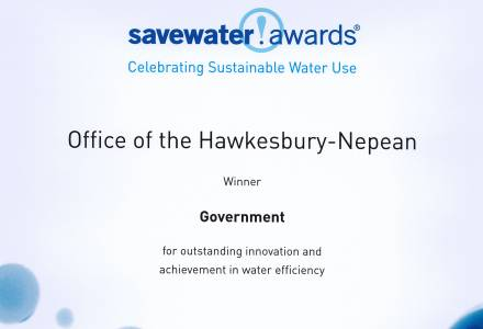 Hawkesbury-Nepean River Recovery Program