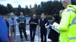 Hawkesbury-Nepean River Recovery Program Steering Committee visit to Penrith Weir by Bruce Boyes